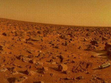 Red Mars, una missione su Marte per la AMC