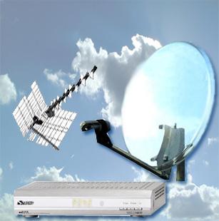 Tivù: Rai, Mediaset e La7 insieme sul satellite