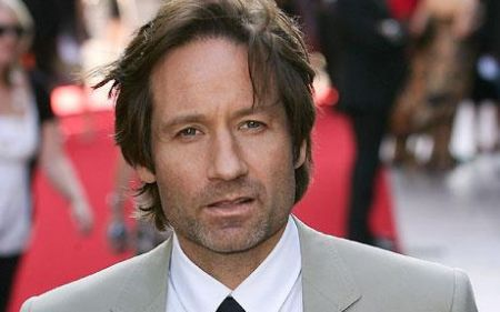 David Duchovny querela il Daily Mail