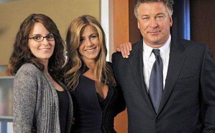 Jennifer Aniston regular in 30 Rock? (foto e video)