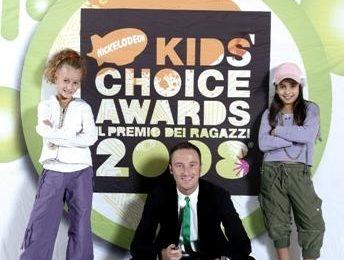 Nickelodeon Kids Choice Awards, le nomination