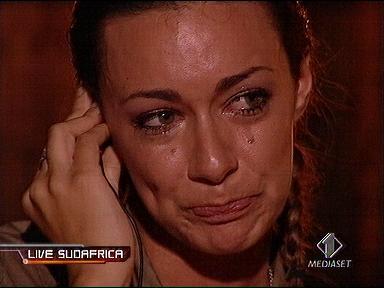 Melita Toniolo, è crisi con il bodyguard Maurizio