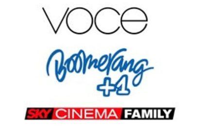 Sky: a dicembre arrivano Voce e Sky Cinema Family