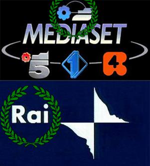 Autunno 2008, Rai e Mediaset dichiarano vittoria