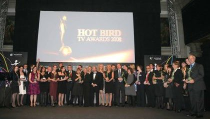 Hot Bird Tv Awards: tra i premiati 4 tv italiane