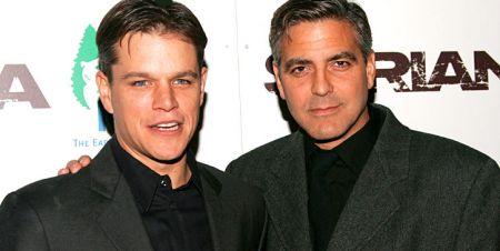 Clooney, Damon e Hanks contro lo sciopero degli attori