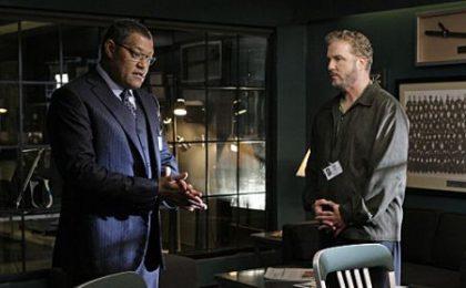 CSI Las Vegas, boom di telespettatori per il debutto di Fishburne