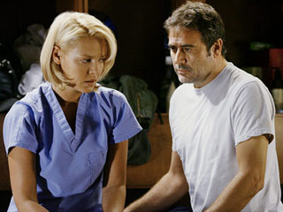 Grey's Anatomy, perché Izzie vede Denny?