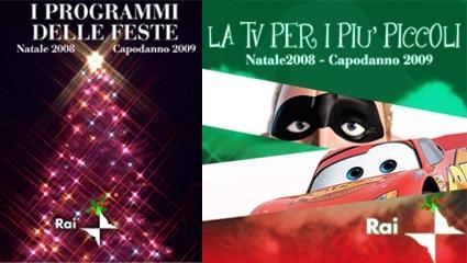 Natale 2008.Natale 2008 Il Menu Della Rai Televisionando