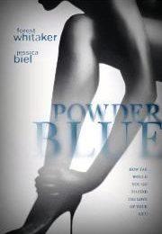 Jessica Biel spogliarellista in Powder Blue