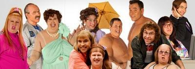 Little Britain Usa, diffamanti e false le polemiche gay