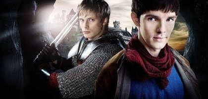 Merlin, la serie tv fantasy da lunedì su Italia 1