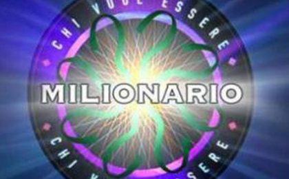 Milionario, parte stasera l'edizione straordinaria