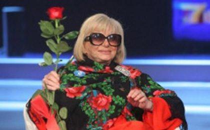 """Sandra Mondaini: """"Non voglio vincere contro Pippo"""""""