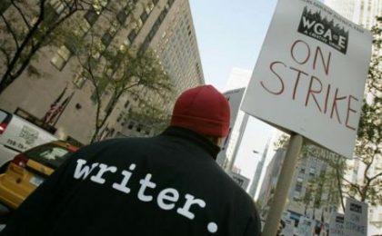 Lo sciopero degli attori? Colpa degli sceneggiatori