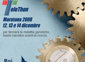 Telethon al via: ad Affari tuoi Totti e D'Alessio