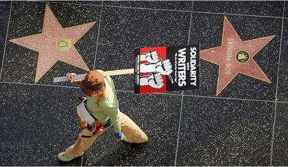 Lo sciopero degli attori previsto per gennaio 2009