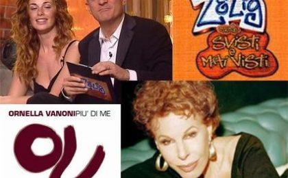 Zelig Svisti e Mai Visti contro Ornella Vanoni
