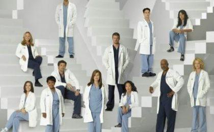 Grey's Anatomy 5 e Private Practice 2 al via domani su Foxlife