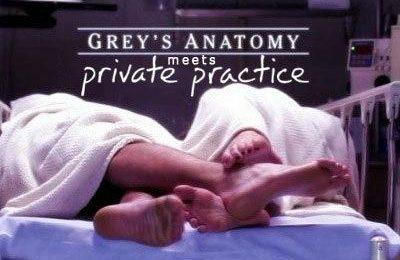 Grey's Anatomy/Private Practice, video e foto + nuove serie ABC