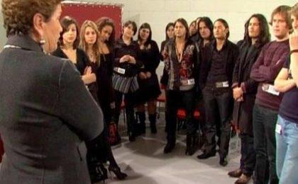 XFactor, i gruppi vocali di Mara Maionchi