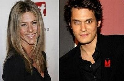 Jennifer Aniston e John Mayer finalmente sposi?