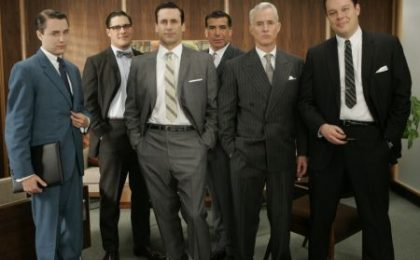 Mad Men, 90210, Heroes, The Line: casting e novità