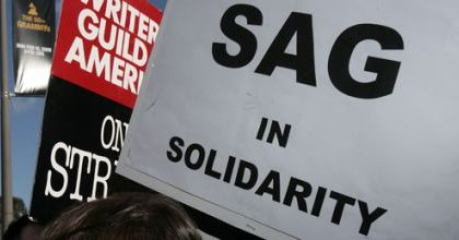 """Doug Allen: """"Lo sciopero degli attori è necessario"""""""