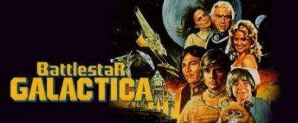 Battlestar Galactica al cinema, sceneggia e produce Glen A. Larson
