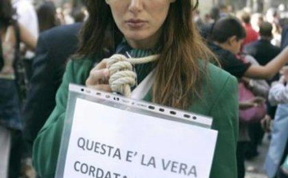 Daniela Martani, il licenziamento è vicino