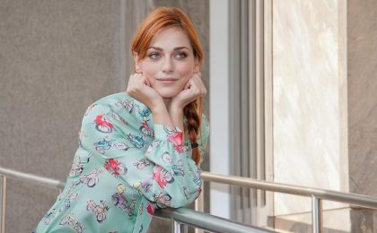 Miriam Leone, quinto 'angelo' di Del Noce