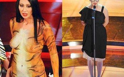 Sanremo 2009: Arisa e Laura Perego, i due volti del Festival