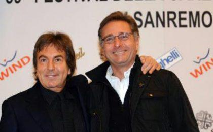 """Sanremo 2009, Del Noce: """"Vorrei Bonolis per sempre"""""""