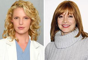 Grey's Anatomy, Izzie e Sharon Lawrence