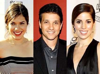 Ralph Macchio parla di Ugly Betty