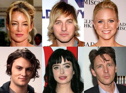 Lily, Smallville, Pulling: casting e novità