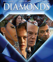 Diamonds, film tv per la ABC con Judy Davis