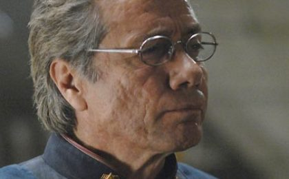 "BSG, Edward James Olmos parla del tv movie ""The Plan"""