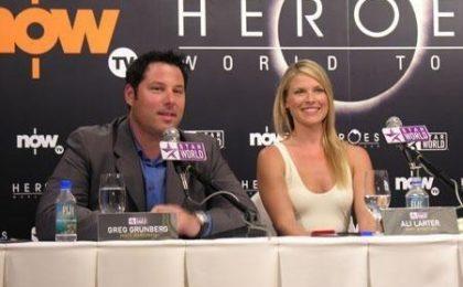 Heroes torna, lo dice Greg Grunberg su Twitter (ma è giallo)