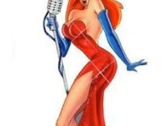 Jessica Rabbit, la vamp più avvenente dei cartoon