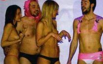 Matteo Tagliariol, sexy club