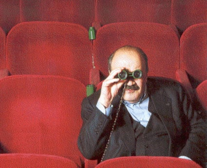 Maurizio Costanzo su RaiDue con Note a Margine