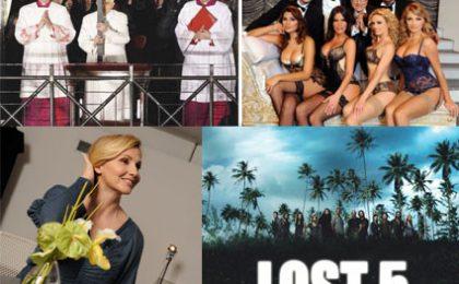 Palinsesti tv dal 5 all'11 aprile