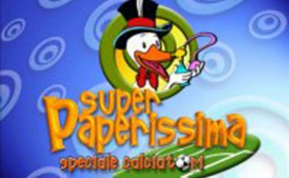Paperissima Speciale Calciatori su Canale 5