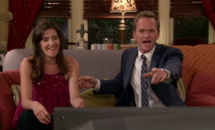Robarney, spoiler per How I Met Your Mother 4