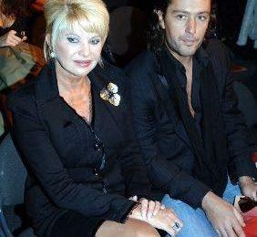 Rossano Rubicondi non divorzia più da Ivana Trump?