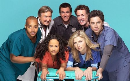 Scrubs 9, Bill Lawrence e gli attori trattano con la ABC