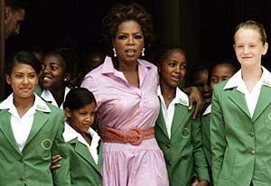 Secondo scandalo nella scuola di Oprah Winfrey