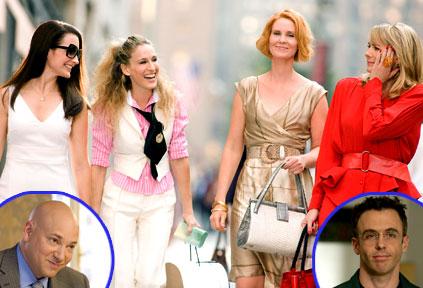 SATC, Cold Case, Kristen Bell, Caprica: casting e novità
