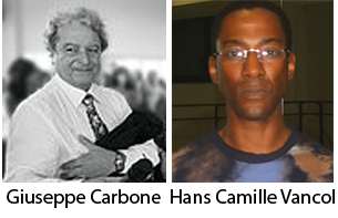 Giuseppe Carbone, Hans Camille Vancol